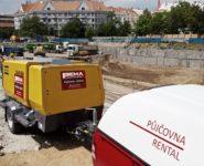 PEMA rental - půjčovna kompresorů