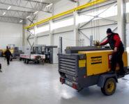 Servis diesel kompresorů