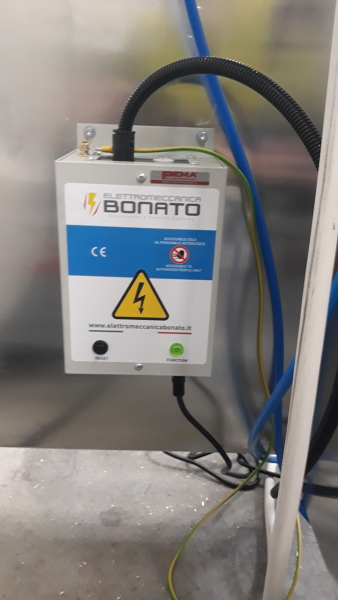 statická elektřina_ionizátor_instalace