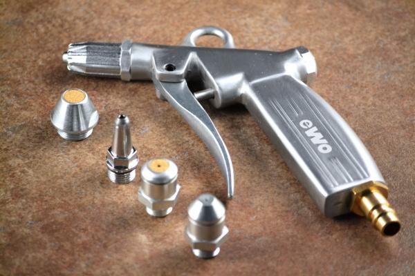 Ofukovací pistole_Kompresory PEMA