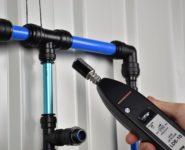 měření úniků vzduchu v rozvodech Kompresory PEMA