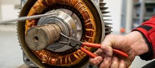 generálne opravy kompresorov