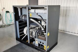 Opravy kompresorů