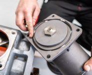 Servis, generální opravy kompresorů
