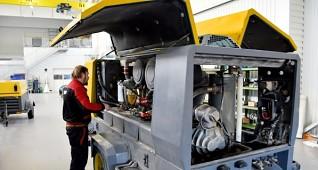 servis kompresorov - pojazdné diesel