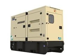 Elektrocentrály Doosan