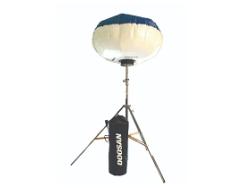 Osvetľovacie balóny Doosan