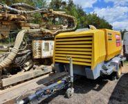 diesel kompresory půjčovna