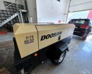 kompresory Doosan
