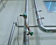 měření nákladů na výrobu vzduchu