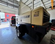 prodej kompresory Doosan
