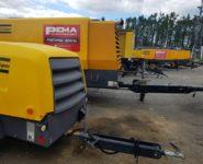 půjčovna diesel kompresorů