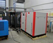 servis elektrických kompresorů