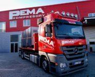 servis stacionárních kompresorů od Kompresory PEMA