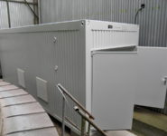 kontejner pro kompresorovou stanici