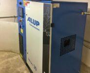 stacionární kompresor Alup