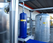 tlakové nádoby kontejnerová stanice