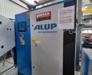 operativní leasing kompresoru Alup Largo 30