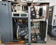 oprava kompresoru