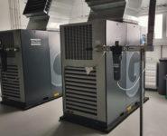 outsourcing kompresoru a zařízení na úpravu vzduchu Atlas Copco