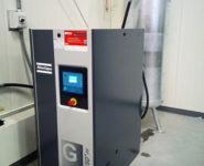 půjčovna kompresoru Atlas Copco GA11 VSD+ FF