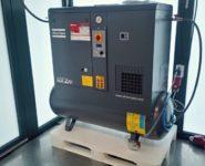 půjčovna kompresoru Atlas Copco GX2 FF