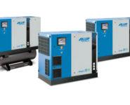 řada kompresorů Alup