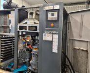 servis kompresoru Atlas Copco GA37 VSD FF