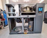 servis kompresoru Atlas Copco GA75 FF